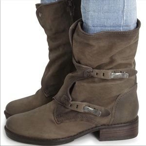 "Sam Edelman ""Ridge"" Combat or Moto Boots"